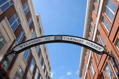 Carnaby Street © Bob Ford / 123rf