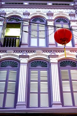 Chinatown © Louise Hawson