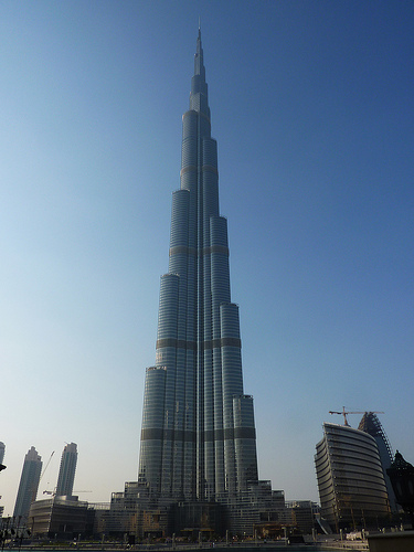Dubais Tallest Tower Without Tom Cruise Holiday Goddess