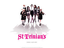Sing along with St Trinians.