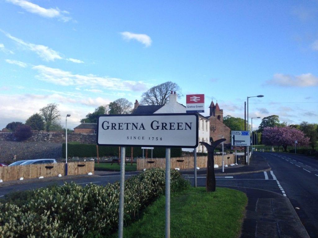 Gretna Green, Scotland, Eloping Four