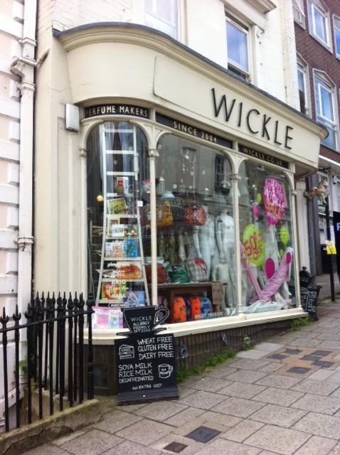 Lewes, Wickle