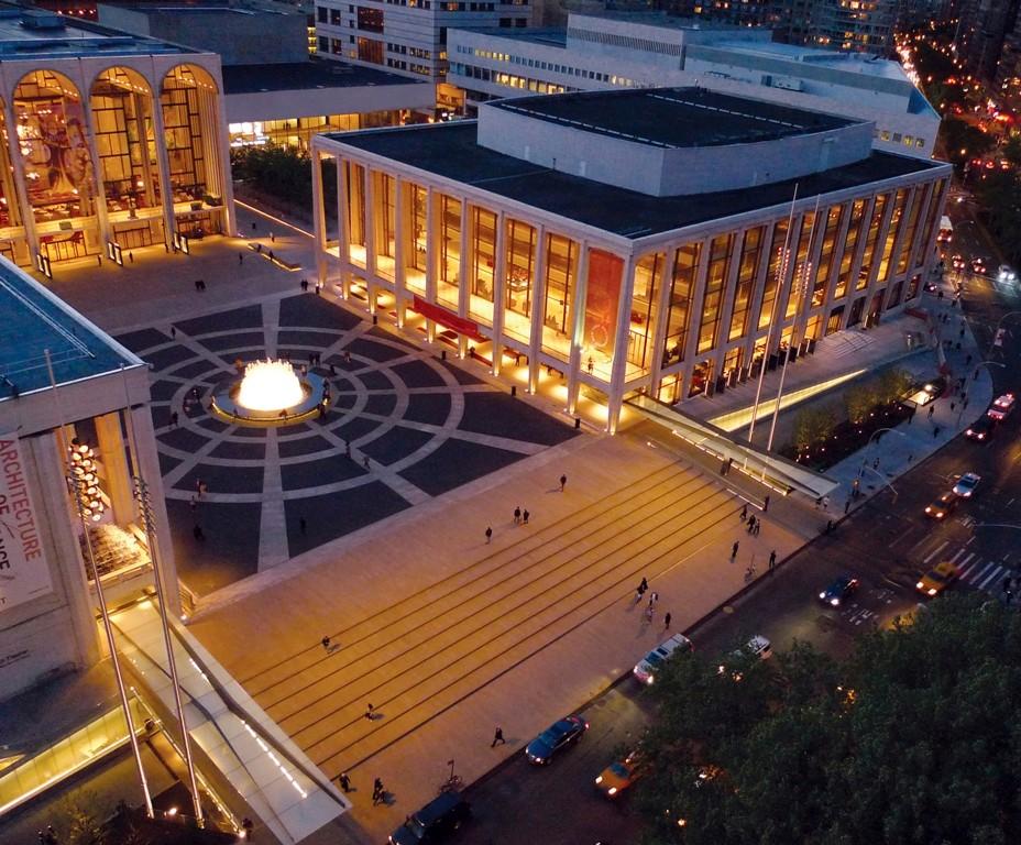 New York, Lincoln Center, Mark Bussell