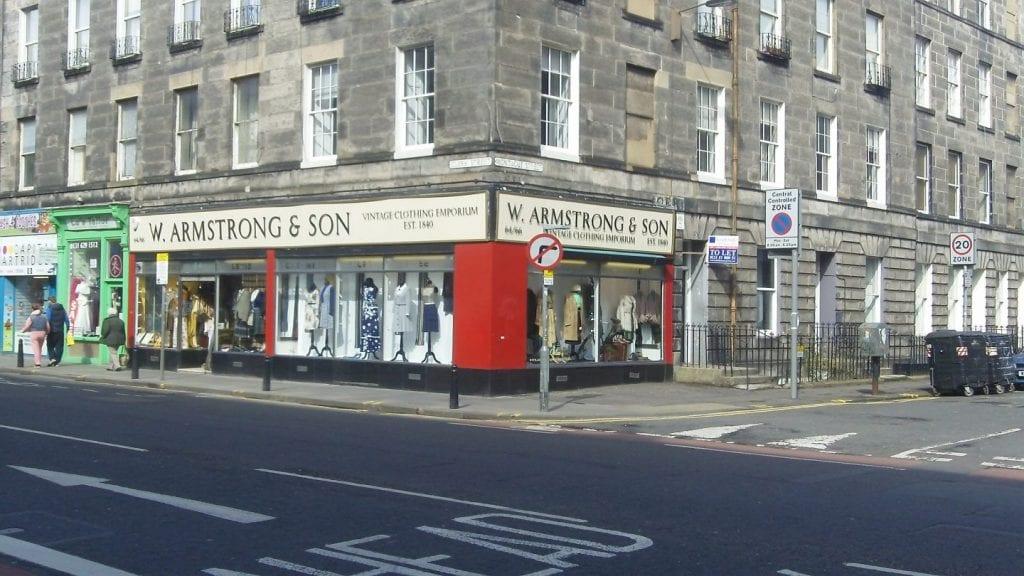 Scotland Best Vintage One