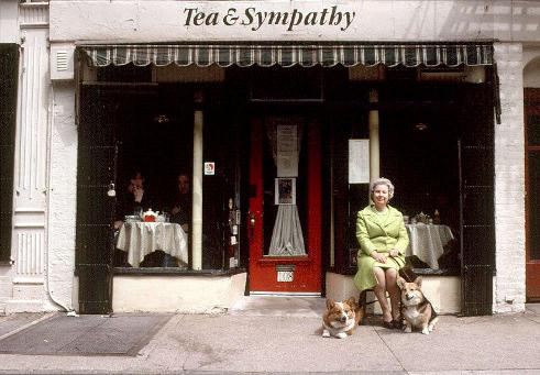 The Best Afternoon Tea in New York Tea and Sympathy