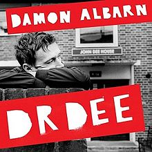 Damon Albarn is fascinated by Dr. Dee.