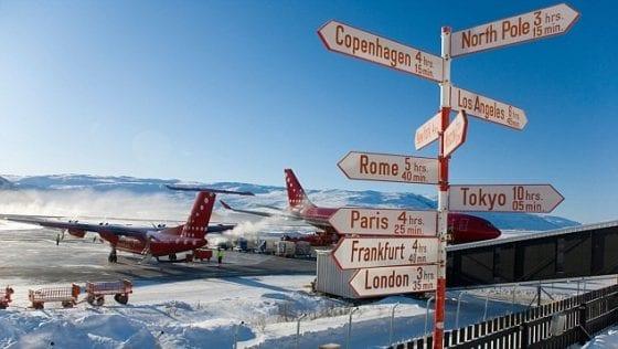 Greenland Micro-Cruise