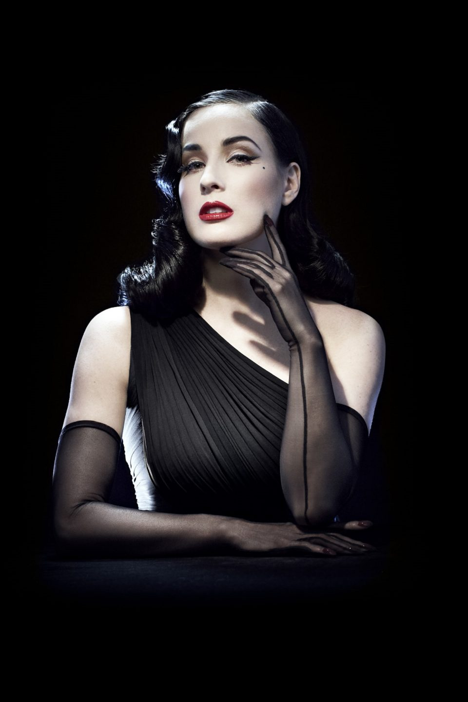 Arizona's Famous Canyon Ranch Gets Sexy with Dita Von ... Dita Von Teese
