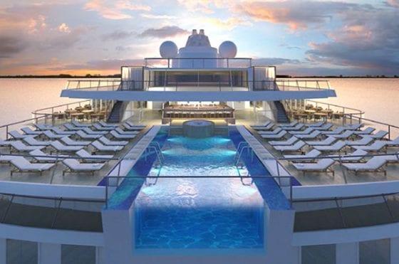 Viking Star infinity pool