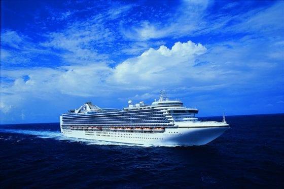 Emerald Princess sails on a variety of Caribbean itineraries