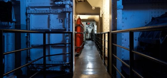 Queen Mary paranormal tour