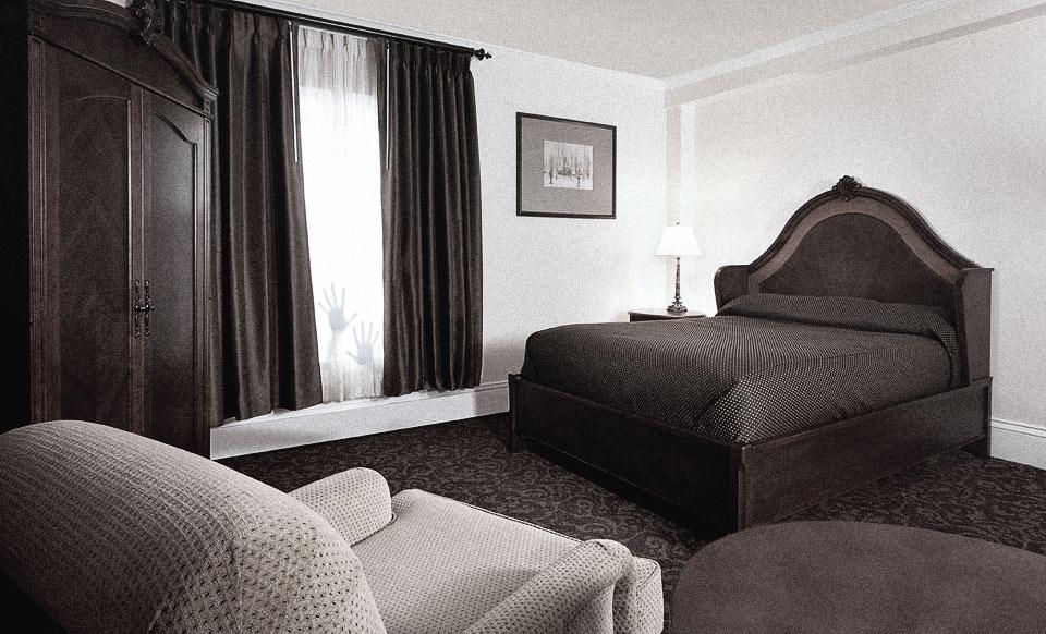 Stanley Hotel Haunted Room