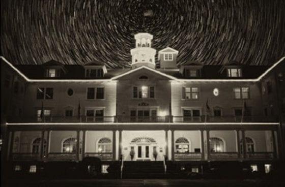 Stanley Hotel haunted exterior