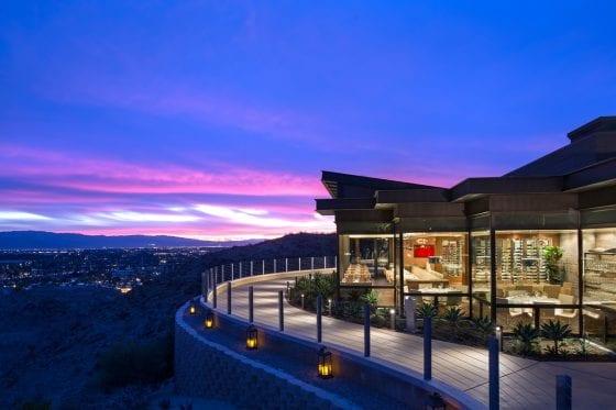 Edge Steakhouse vista