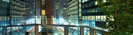Hotel 48 Lex penthouse