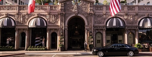 The Beverly Wilshire, a Four Seasons Hotel