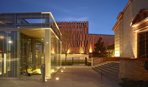 The Wallis Annenberg Center for the Performing Arts