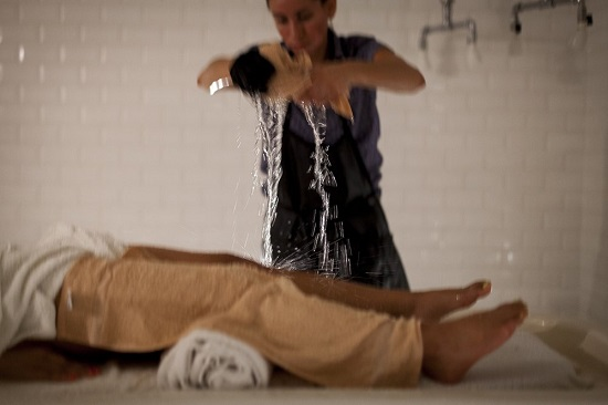 Estrella spa wet room